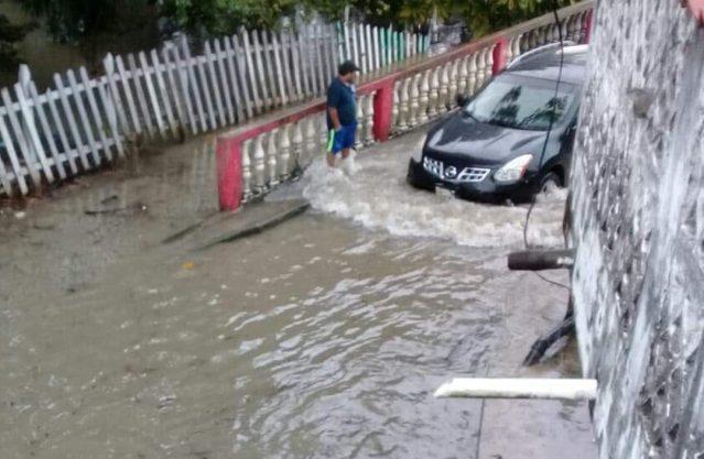 Lluvias en Chiapas