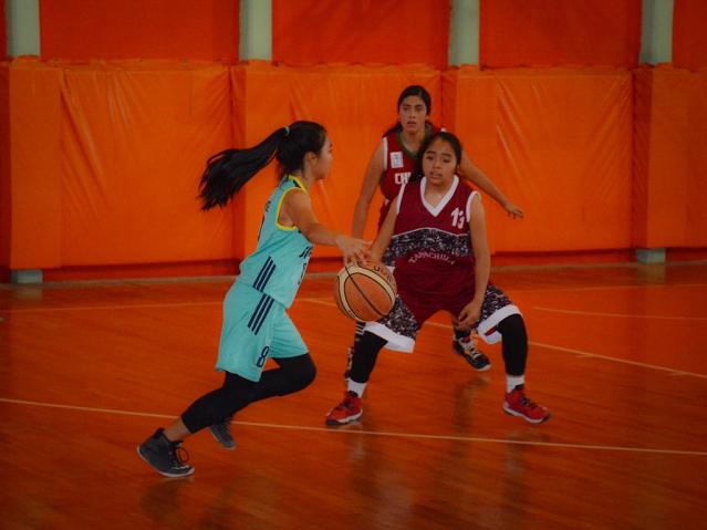 Agrupaciones de basquetbol suman esfuerzos para el proceso de la Olimpiada Nacional