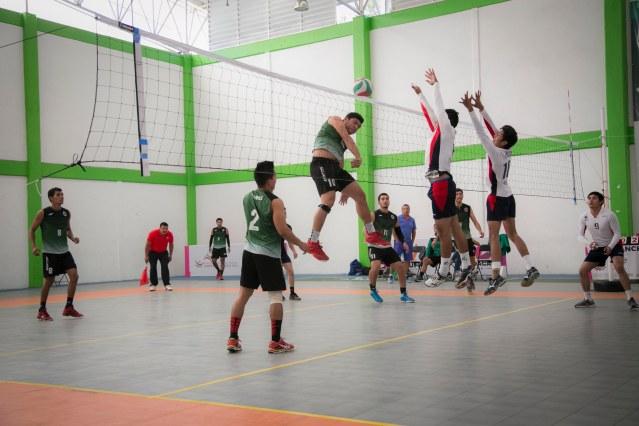 El Regional de voleibol se efectuara en Quintana Roo