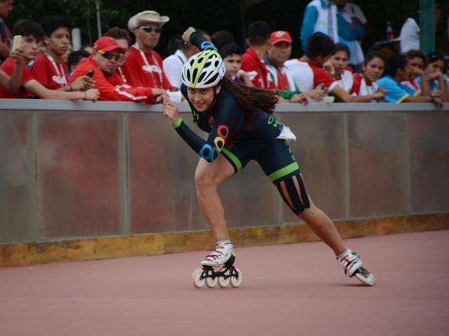 Jocelyn Paniagua recibe llamado a preseleccion nacional de patines