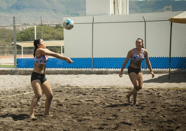 Voleibol busca conformar la Seleccion Chiapas de playa