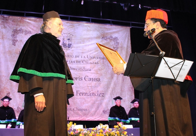 Doctorado Honoris