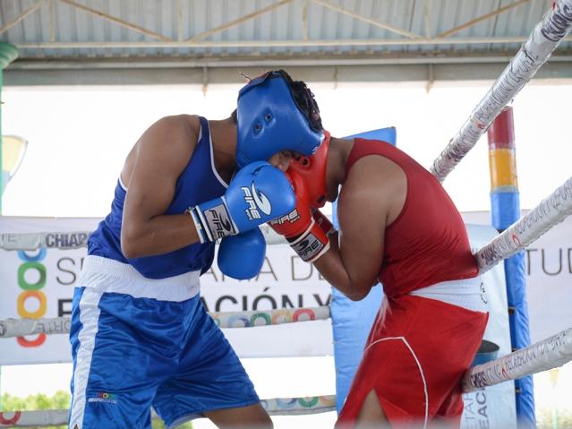 Realizan Tope de Boxeo en la SJRyD (3)