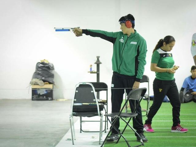 Josue Menenes busca un lugar en los Juego Olimpicos de la Juventud