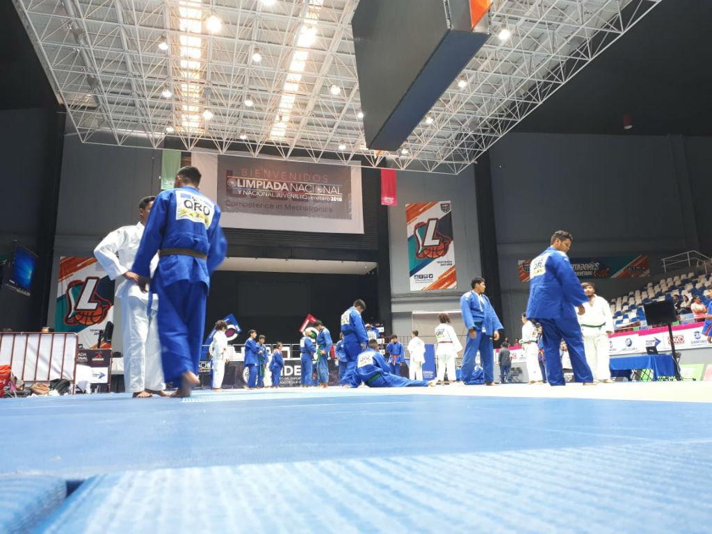 Con 10 judokas Chiapas participara en la Olimpiada y Nacional Juvenil 2018 (1)