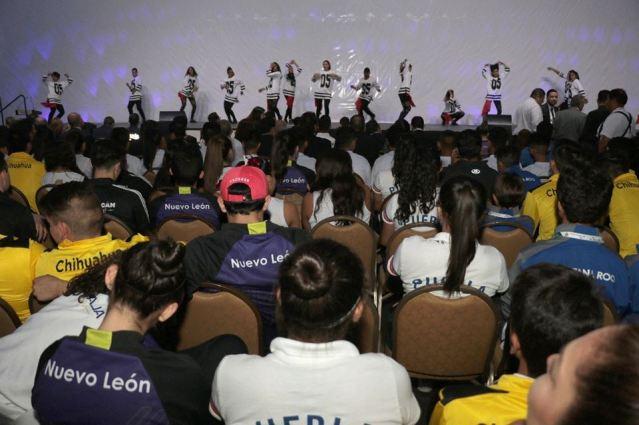 INAUGURACION DE LA OLIPIADA NACIONAL 2018 (1)