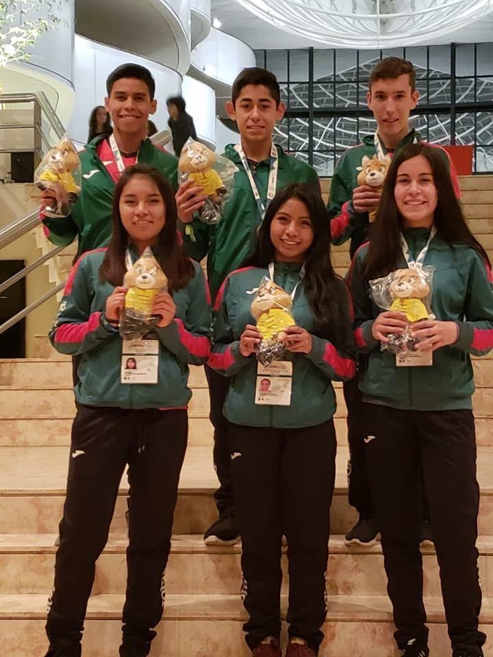 Chiapanecas con destacada participación en el 7 Campeonato Mundial Junior de Wushu (2)