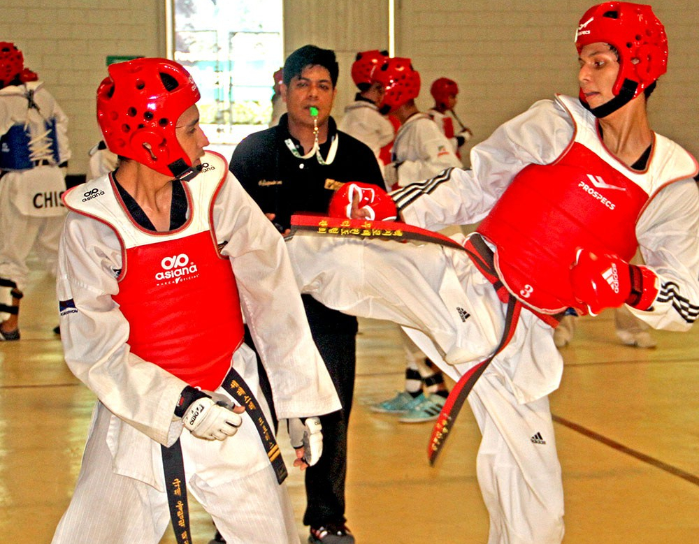 Chiapas continua aportando atletas a la seleccion nacional