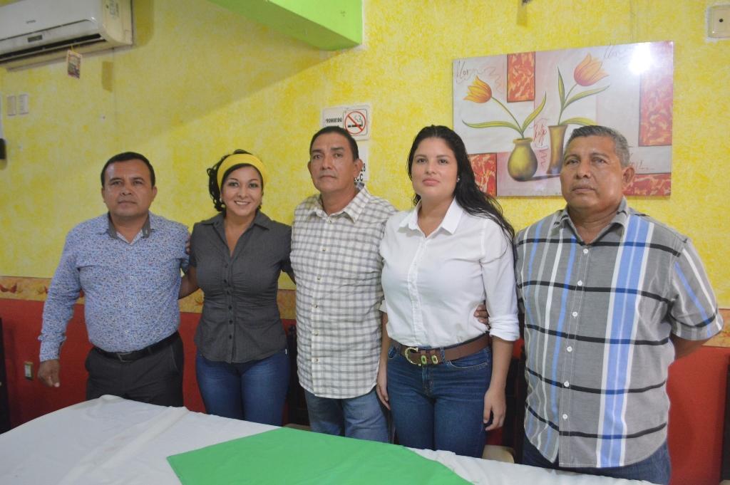 PARTIDOS POLITICOS EXIGEN