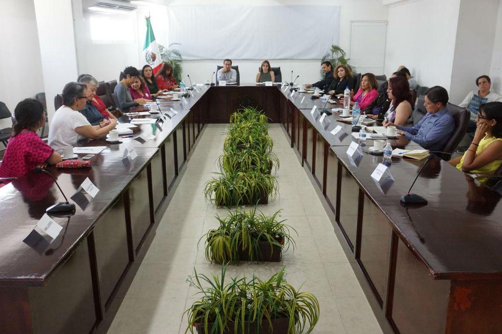 Reunión IEPC e