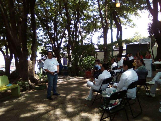 Continúa capacitación a mujeres tzeltales sobre salud sexual y reproductiva en Tuxtla