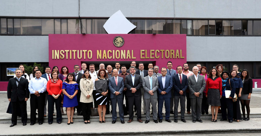 Reunión Voto Extranjero