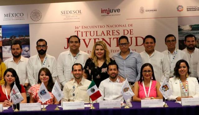 Encuentro Internacional Jovenes ODS