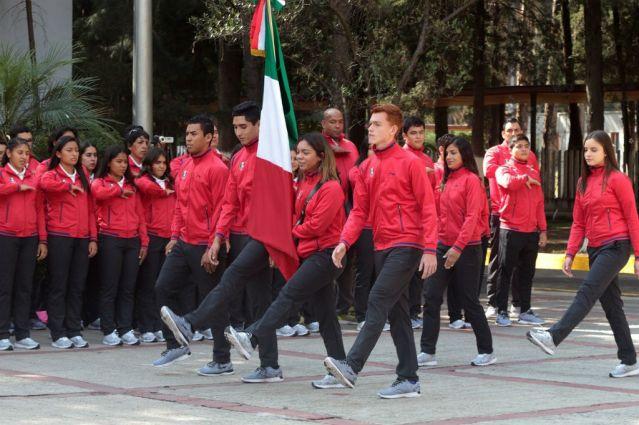 Itzel Pecha lista para acudir a los Juegos Olimpicos de la Juventud (3)